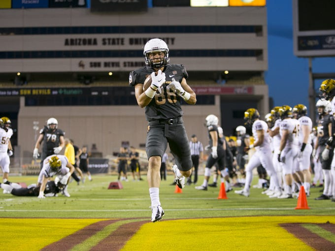 In just over a month, Arizona State will hit the football
