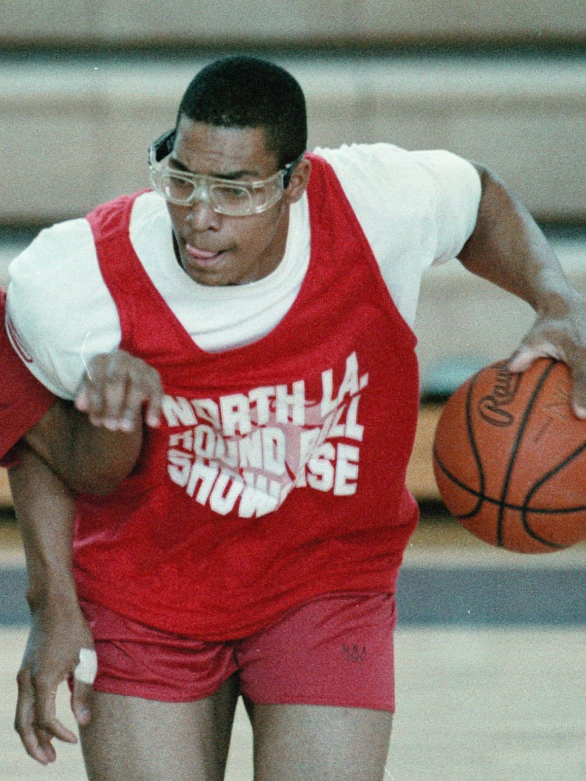Marcus Fizer was an All-American high school player