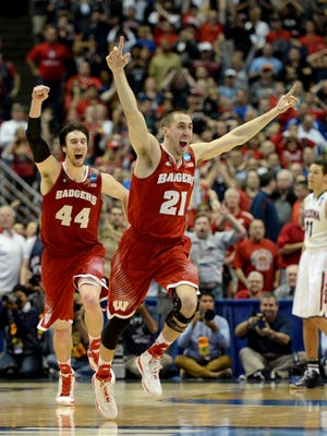 Wisconsin returns four starters after going 30-8.