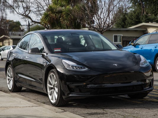 Tesla Model Review We Rented One From A Brandnew Owner It - Show me pictures of a tesla car