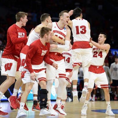 NCAA Elite Eight: Wisconsin 85, Arizona 78