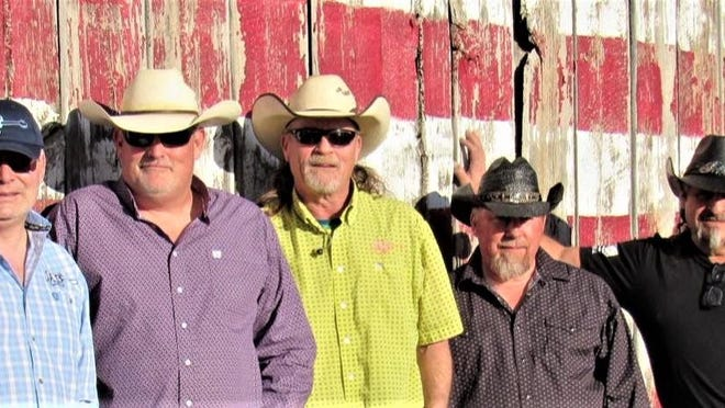 """The Jeffrey Alan Band will perform Saturday at Baby Bands in the Backyard at """"The Yard"""" on the Mesa."""