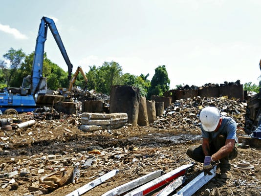 Chief says new laws helping, scrap yard calls them 'unnecessary'
