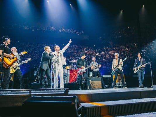 U2, Eagles of Death Metal
