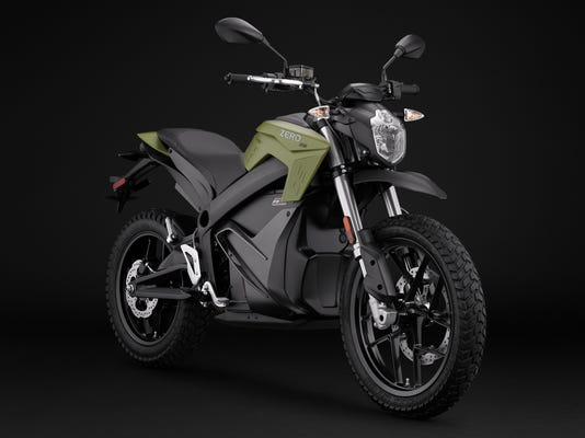 2018 Zero Motorcycles: These electric bikes go farther and recharge faster