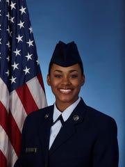U.S. Air Force Airman 1st Class Taryn J. Austin