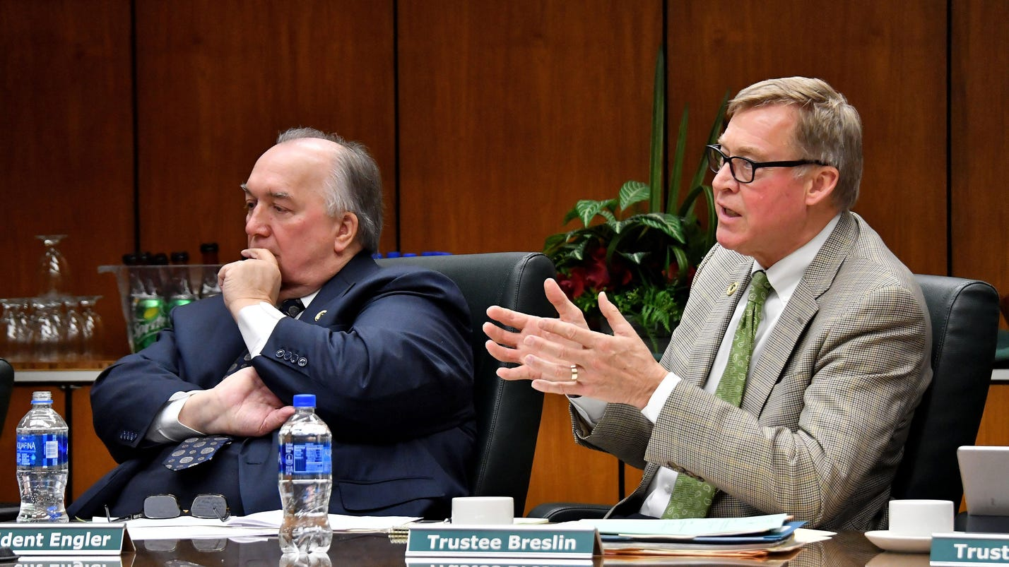 MSU trustees hire $990-an-hour law firm as probes mount