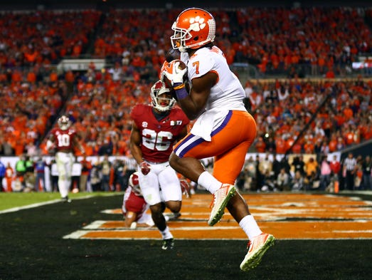 Mike Williams, junior WR, Clemson