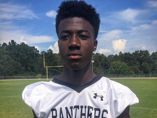 West Gadsden junior Sammy Carter caught eight passes for 178 yards and three TD, while rushing for 46 yards and making three defensive pass breakups in a 40-6 win.