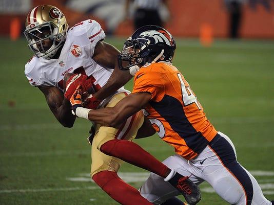 Denver Broncos vs. San Francisco 49ers