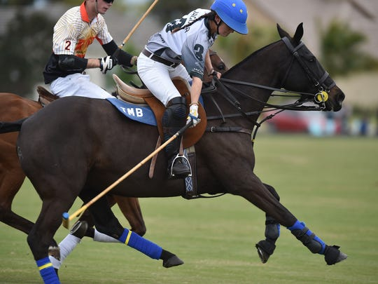 Opening tournament for Vero Beach Polo Club 2018 Polo season on Sunday, Jan. 7, 2018, in Vero Beach. The Red Robin Tournament was played by the University of Miami, BG Vero Beach Polo, and Jaguar Land Rover, at Vero Beach Polo, 7634 S Polo Grounds Lane, in Vero Beach. Go to verobeachpolo.com for more information.