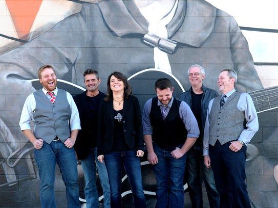 Award-winning bluegrass band The Grascals will perform