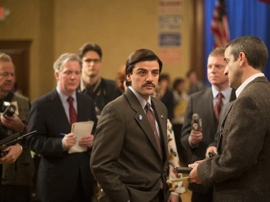 Oscar Isaac in 'Show Me A Hero' on HBO.