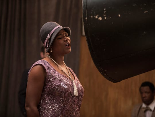 Queen Latifah as Bessie Smith in a scene from HBO Films'