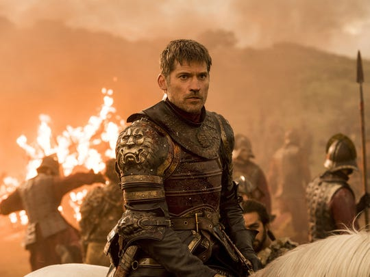 Give him a hand, folks: Nikolaj Coster-Waldau — better known as Jaime Lannister — will be in Knoxville for this year's Bubba Fest convention.