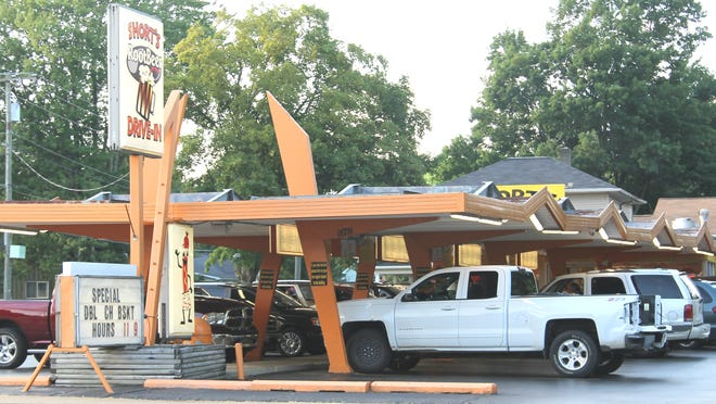 Short's Rootbeer Drive-in has been open throughout the shut down.