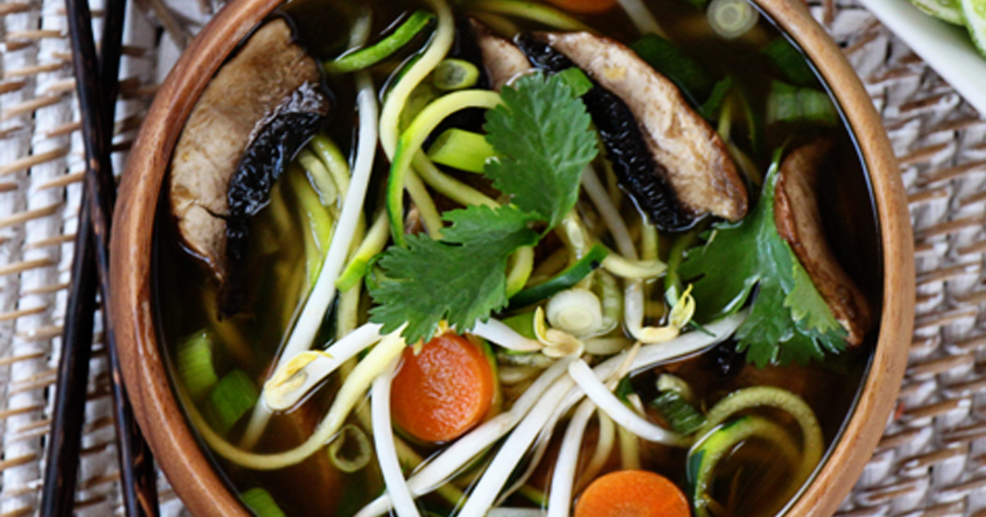 Discover the charms of vegan pho