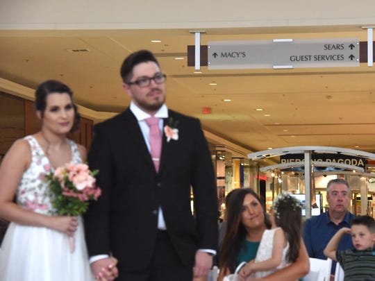 Brent Plooster and Maggie Pettit get married at The