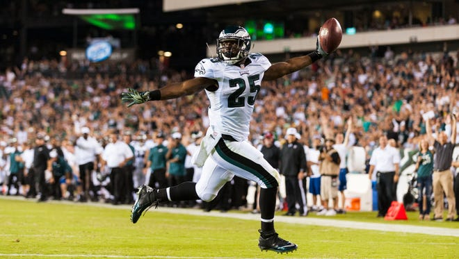 Running back LeSean McCoy will be an integral part of new head coach Chip Kelly's wide-open offense in Philadelphia.