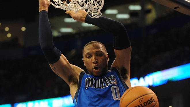 Shawn Marion will join the Cleveland Cavaliers.