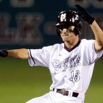 Mississippi State's Jake Mangum earned All-American honors from Baseball America on Tuesday.