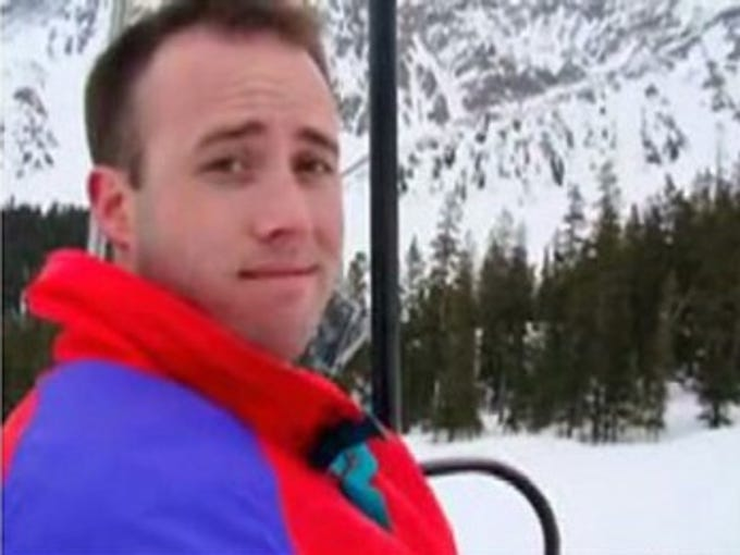 The victim: Travis Alexander, a 30-year-old businessman,