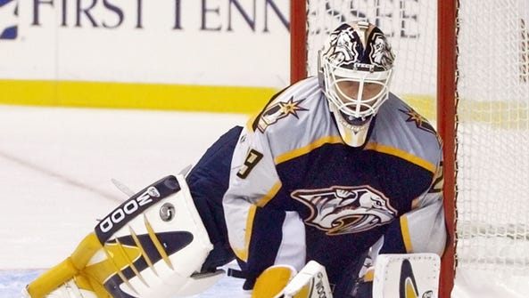 Tomas Vokoun finished his career with 300 wins.