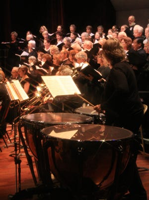 "Festival Chorale Oregon will present ""Cole Porter Celebration"" at 7:30 p.m. Saturday, May 14, at the Historic Elsinore Theatre."