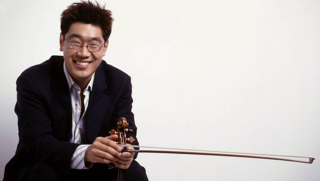 Violinist and Vermont Youth Orchestra alumnus Soovin Kim leads the eighth-annual Lake Champlain Chamber Music Festival starting Saturday.