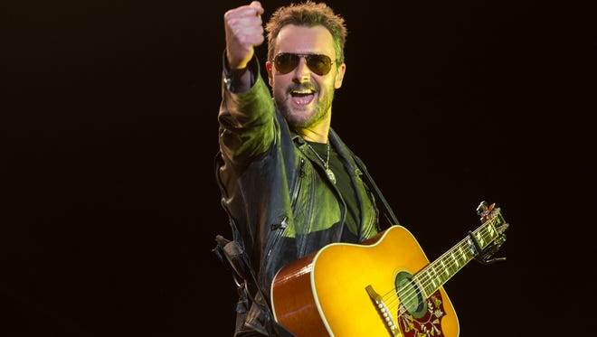Eric Church is stepping up his fight against ticket scalpers with new technology for the on-sale process of his upcoming Holdin' My Own Tour, which stops Jan. 21 at the Resch Center in Ashwaubenon.