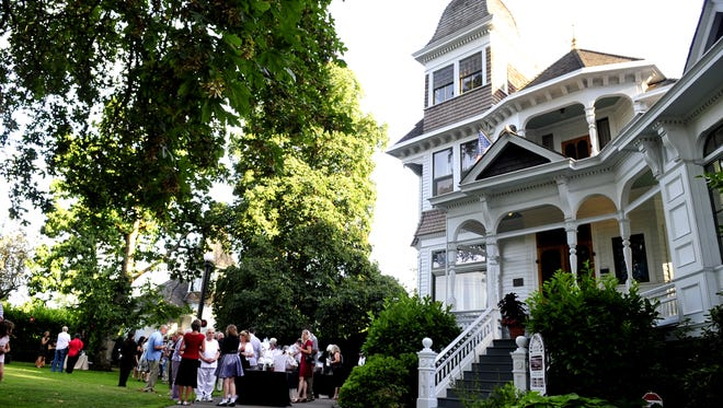 Historic Deepwood Estate is among 27 heritage organizations that will have exhibits at the 8th Annual Preservation Month Fair on Thursday, May 26, at the Oregon State Capitol.