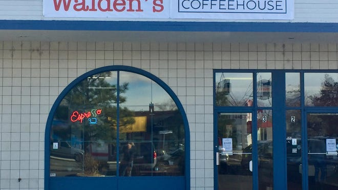 The second Walden's Coffeehouse location opened Dec. 5 on South Wells Avenue in the old Dandelion Deli space.
