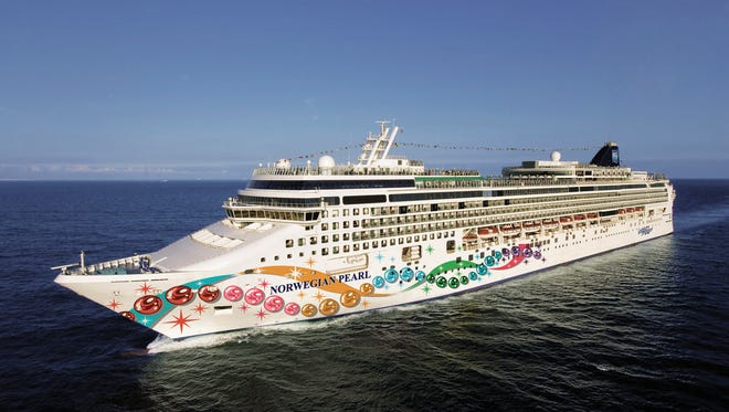 Norwegian Cruise Line's Norwegian Jewel.