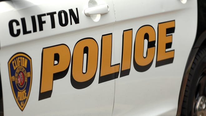 Clifton police reported two Catholic churches were burglarized along with 13 vehicles parked in the city's Rosemawr neighborhood.