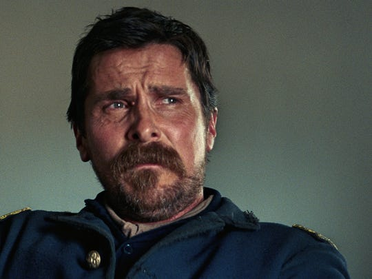 """Christian Bale stars in """"Hostiles."""""""