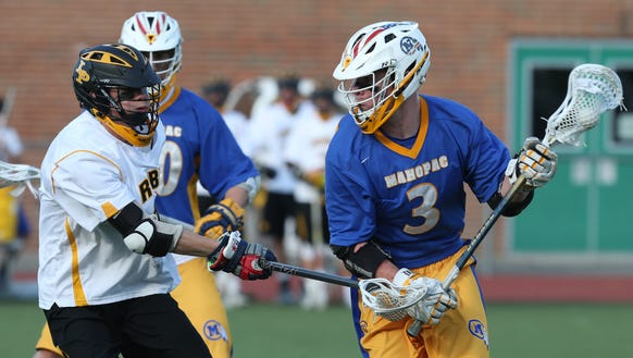 Lakeland/Panas defeated Mahopac 11-6 in a lacrosse