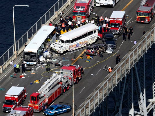 AP NTSB DUCK BOAT CRASH A FILE USA WA