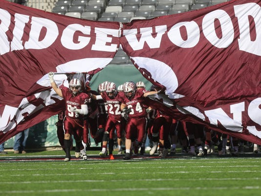 Ridgewood football
