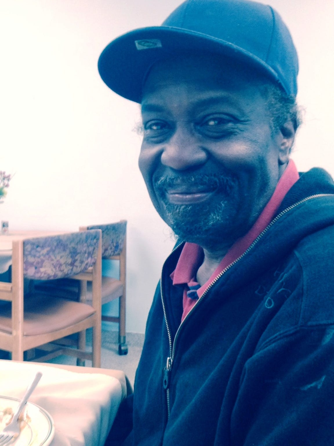 Larry Akins is thankful for many things, despite the setbacks he's suffered in recent years.