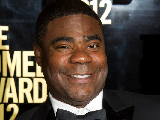 Tracy Morgan Accident