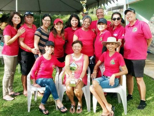 Pika Ladies keep title in 3-peat