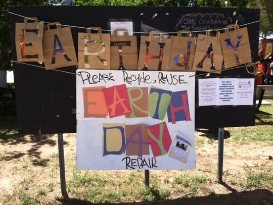 The Village of Columbus Chamber of Commerce has also hosted Earth Day celebrations south of Deming in the past.