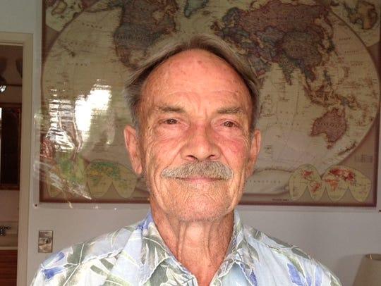 Bruce Biedebach says he remembers Felix Vail talking