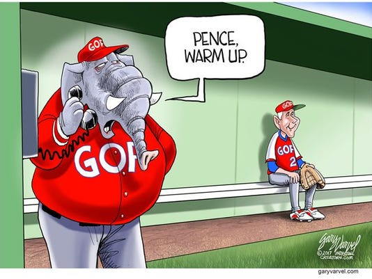 Mike Pence reliaver GOP