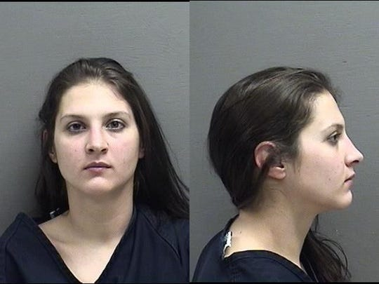 Katie Leigh Clure is charged with criminal endangerment,