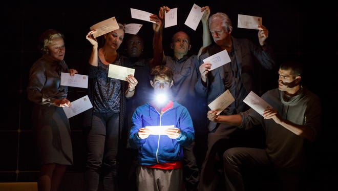 """""""The Curious Incident of the Dog in the Night-Time"""" (June 20-25, 2017): The only non-musical in the season is also the most exciting title for serious theater buffs. Innovative visuals power this adaption of the Mark Haddon novel, a sort-of mystery whose hero is a teenage boy with autism. It engages the emotions and the intellect in equal measure. The winner of five Tony Awards in 2015, including best play."""