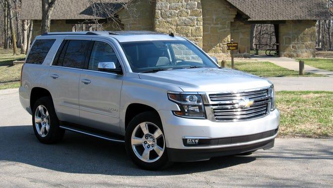 2015 Chevrolet Tahoe SUV