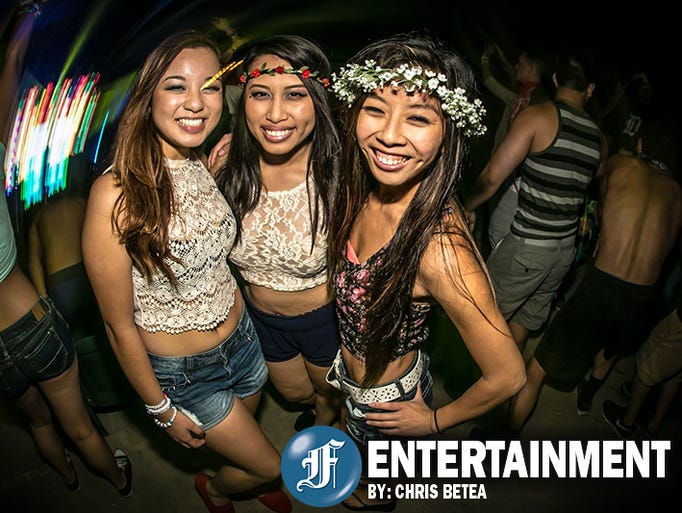 The Forever Festival landed at Freedom Hill in Sterling Heights for a two-day celebration of electronic music and spectacular light shows, on Sept. 19-20, 2014.  We dropped in on Friday, Sept. 19, 2014 where the featured artists included Krewella, Nervo, Blau, DJ Godfather, Herobust and A Guy Called Amir.