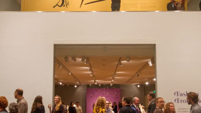 The Paul and Lulu Hilliard University Art Museum has several works by Pablo Picasso and Salvador Dali on display.