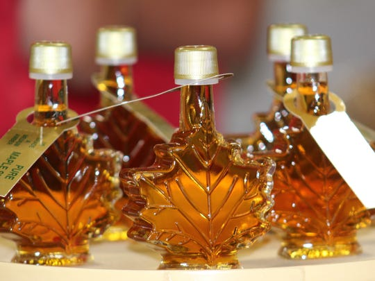 Pure maple syrup lends it signature flavor to a variety of dishes.